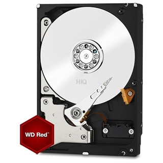 2000GB Western Digital WD Red WD20EFRX 5400rpm 64MB