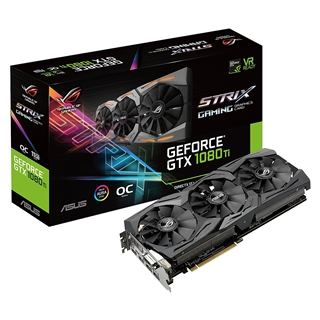 GeForce GTX 1080 Ti STRIX OC GAMING, Grafikkarte
