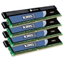 16GB (4x 4GB) Corsair DDR3-1333 Quad-Kit CL9 9-9-24 CMX16GX3