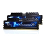 4GB (2x 2GB) G.Skill DDR3-1333 Kit CL7 7-7-21 F3-10666CL7D-4