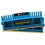 8GB (2x 4GB) Corsair DDR3-1600 Kit CL9 9-9-24 blau, CMZ8GX3M
