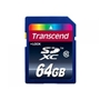 SD Card (SDXC) 64 GB Transcend Class10